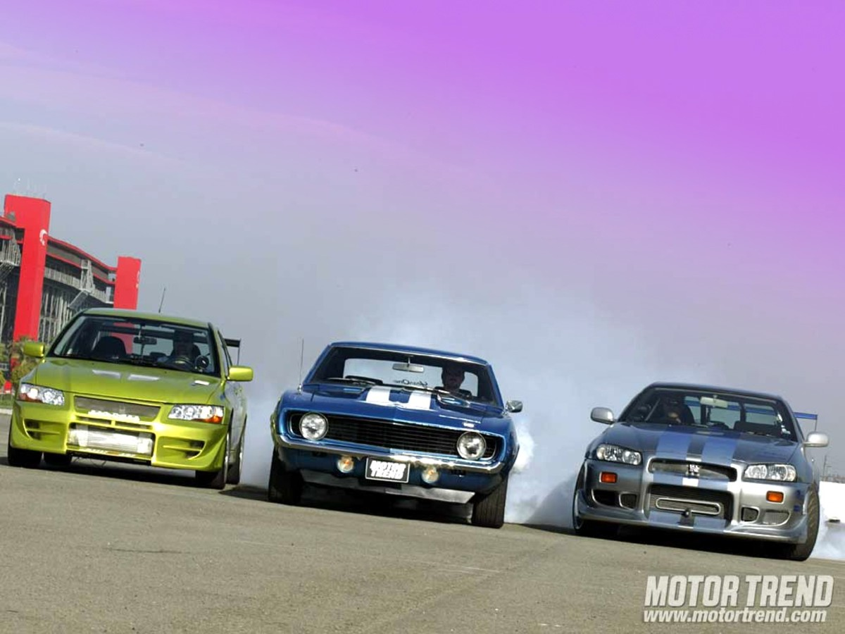 Illegal Street Racing: An Examination of Causes