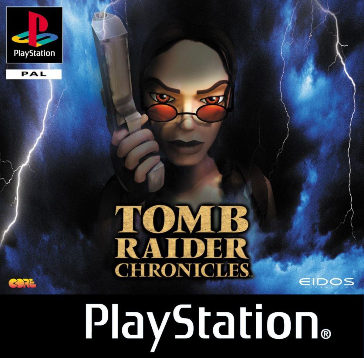 Tomb Raider (5): Chronicles