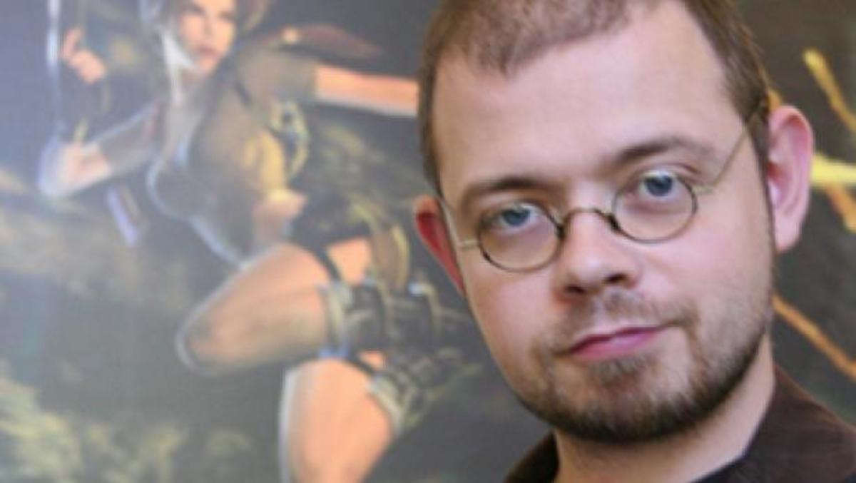 Toby Gard- Lara's Creator