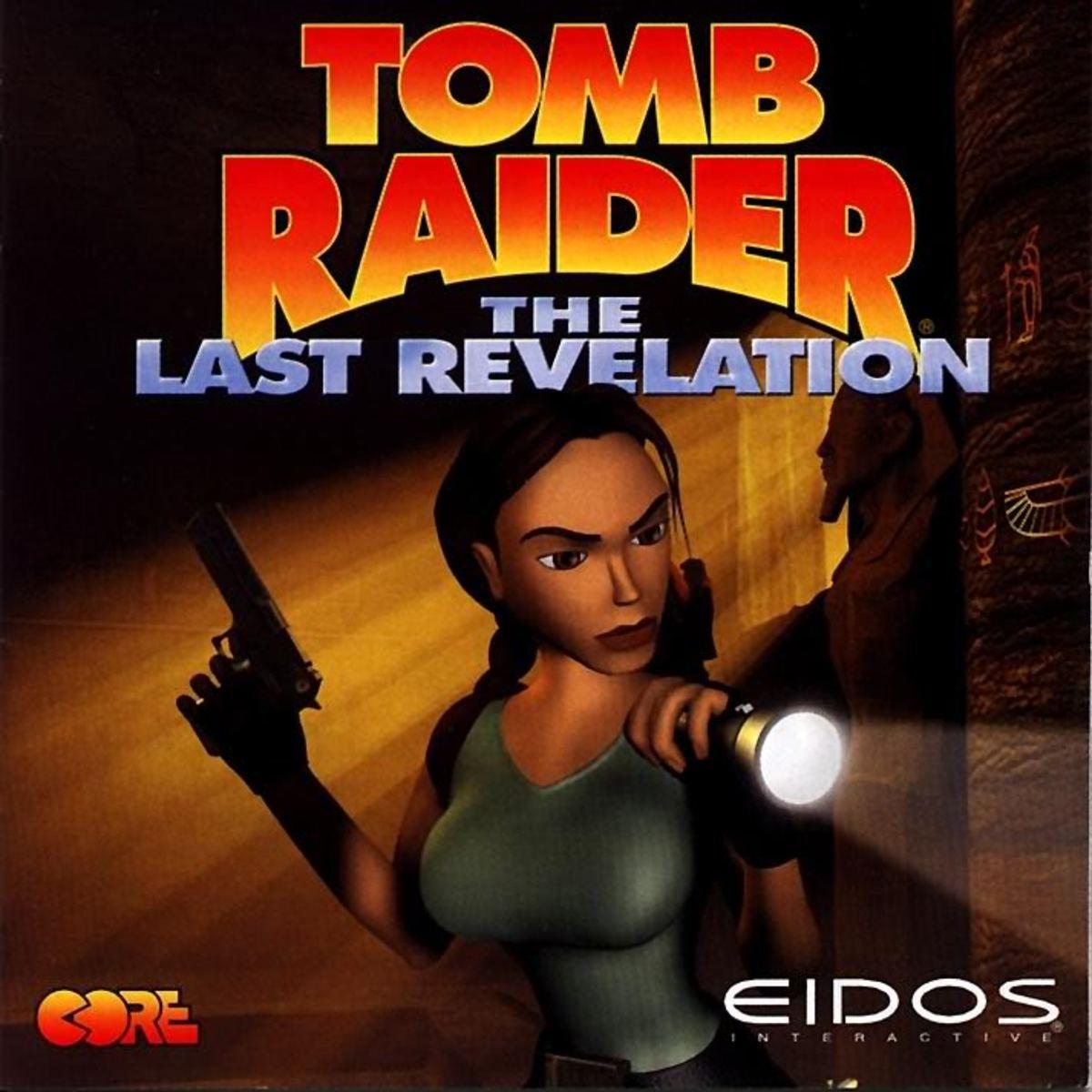 Tomb Raider 4 - The last revelation (1999)