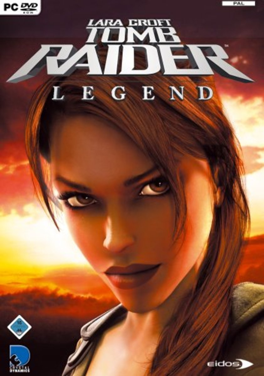 Tomb Raider- Legend (2006)