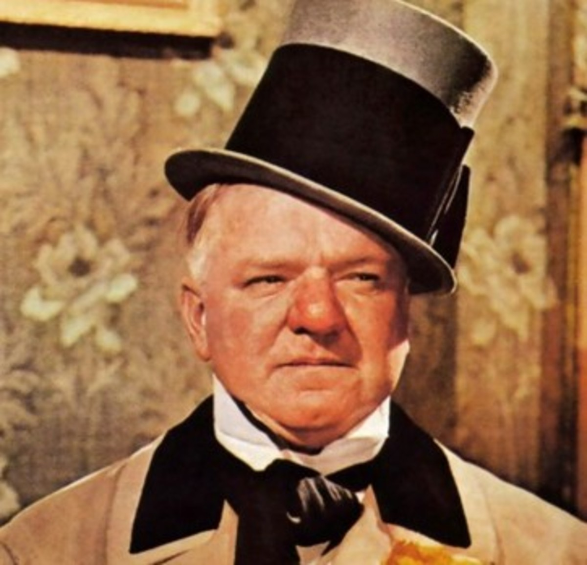 W.C. Fields was known for never being not-drunk