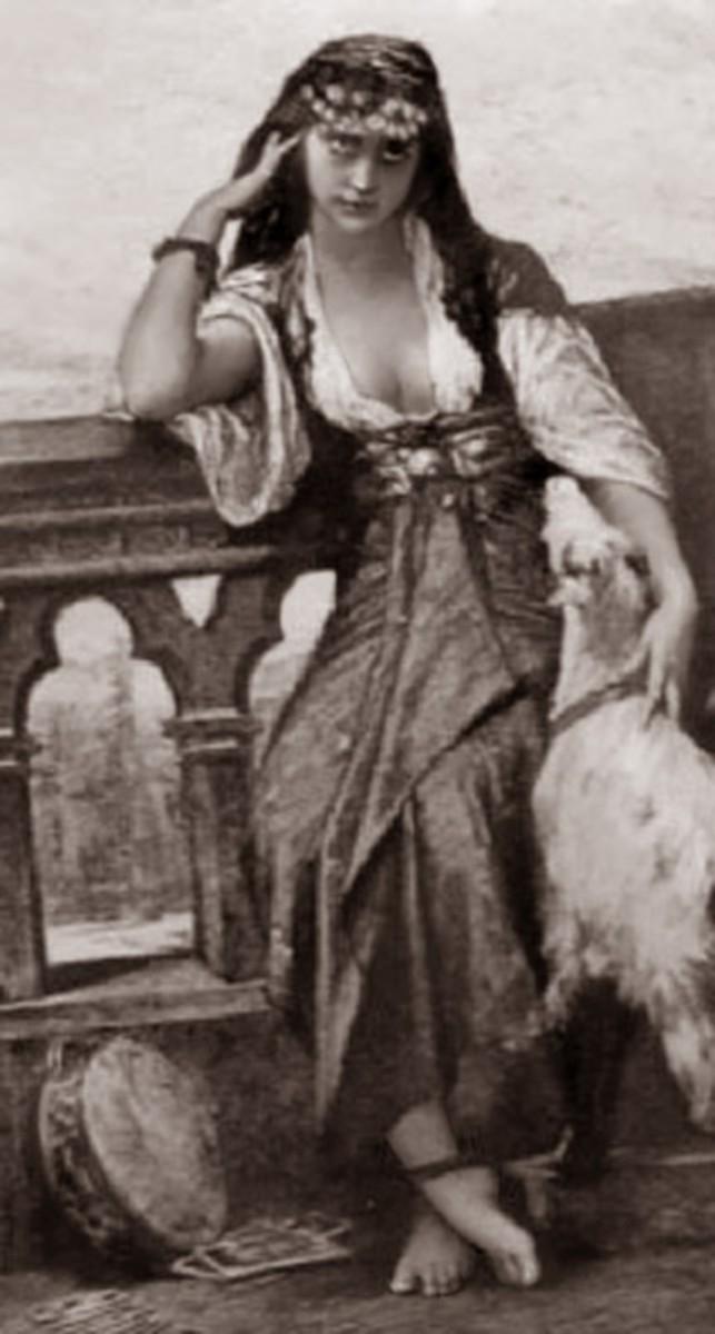 Esmeralda Illustration 1890