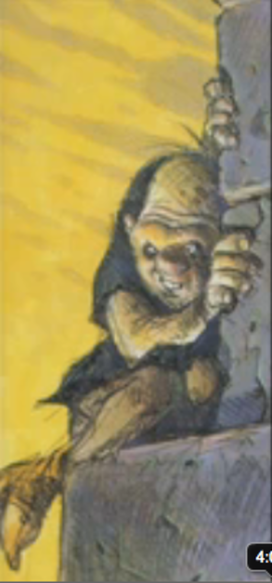 Concept Art of Quasimodo