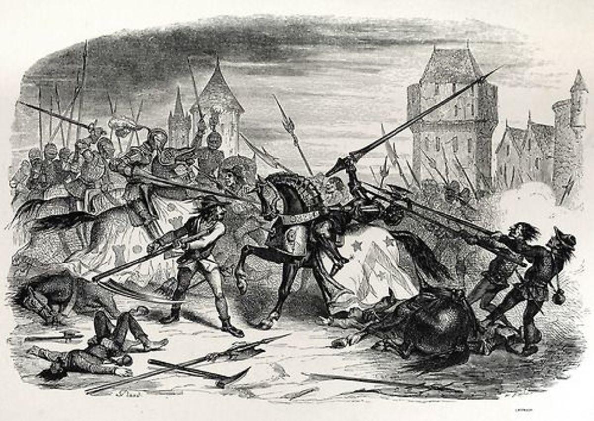 Death of Clopin L.H Rudder 1844