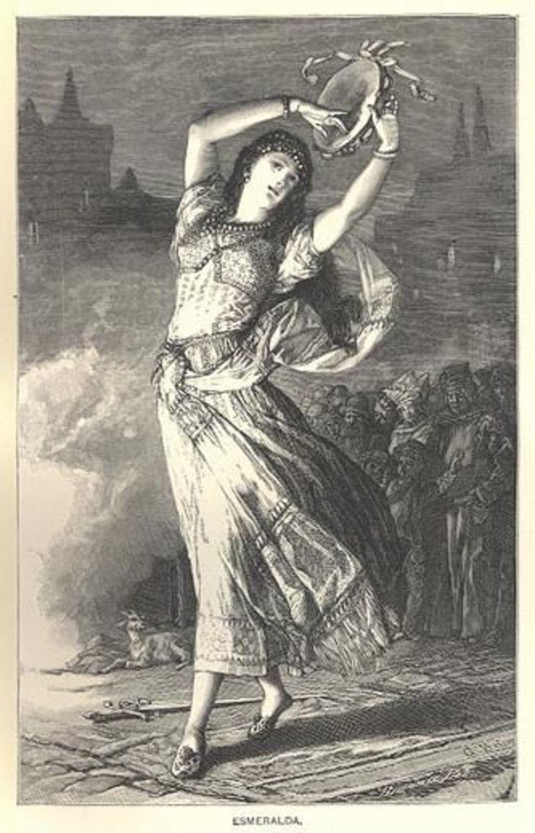 Esmeralda Illustration