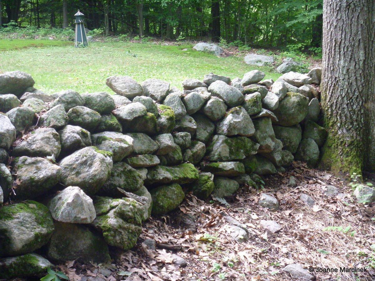 Connecticut Rock Walls