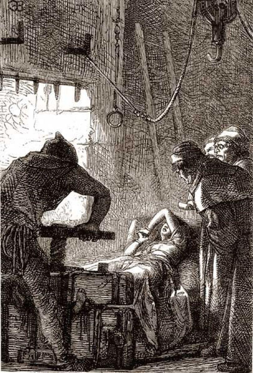 Examination of Esmeralda