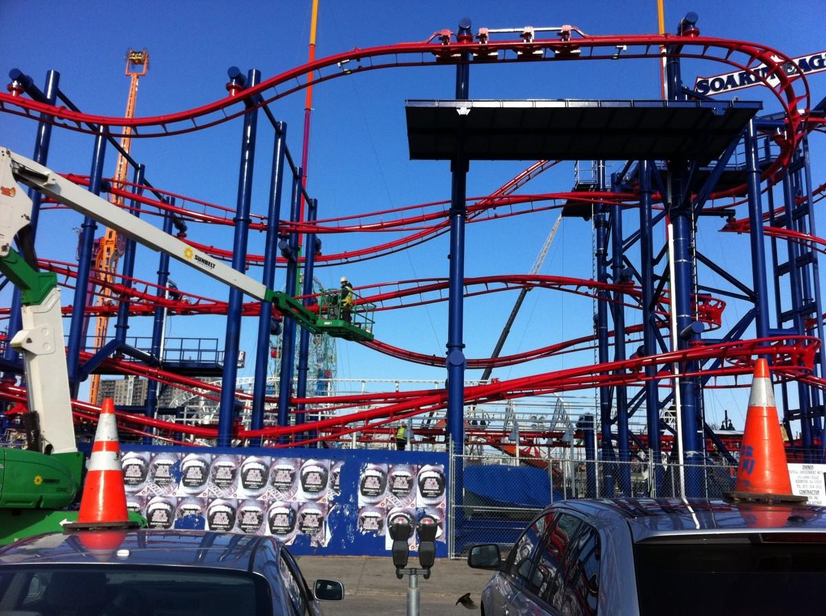Coney Island Toddler Rides