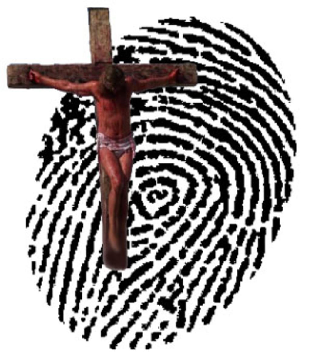 """""""Fingerprint"""" of God"""
