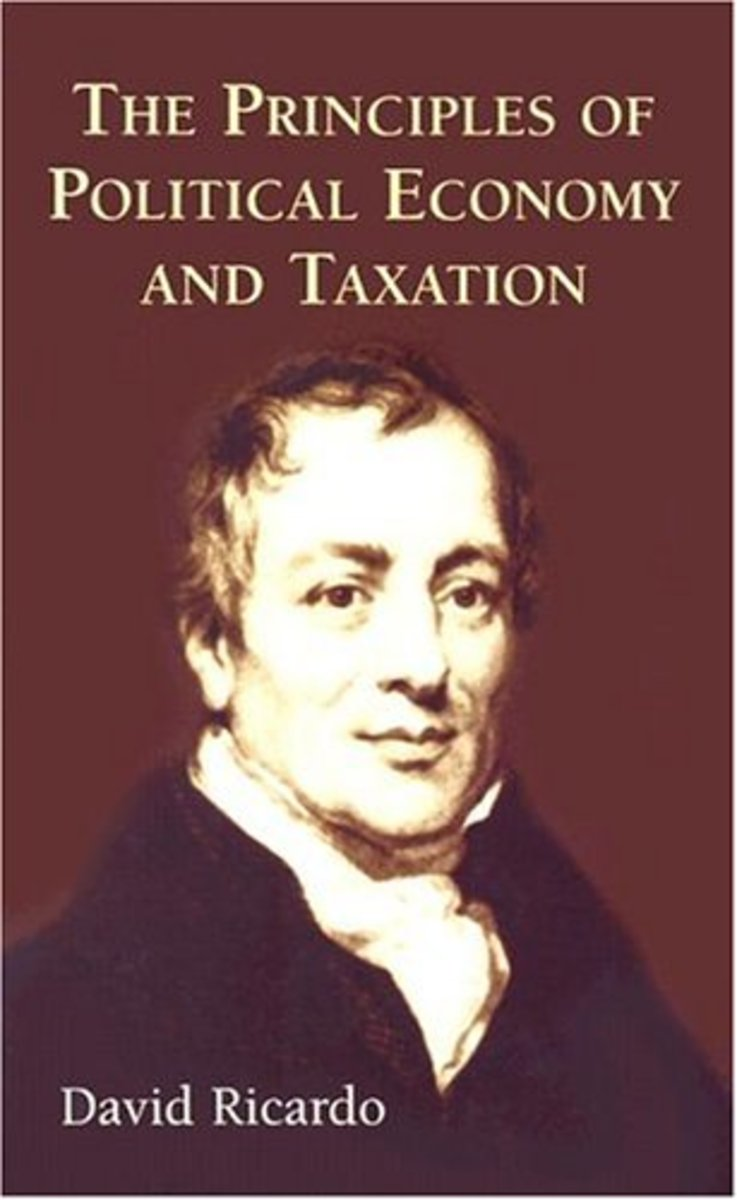 Summary of The Iron Law of Wages by David Ricardo