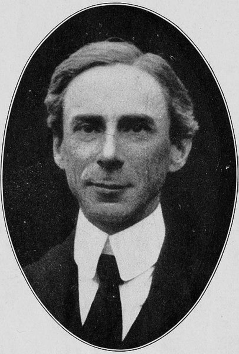 Bertrand Russell is one of the most important atheist philosophers of all-time.
