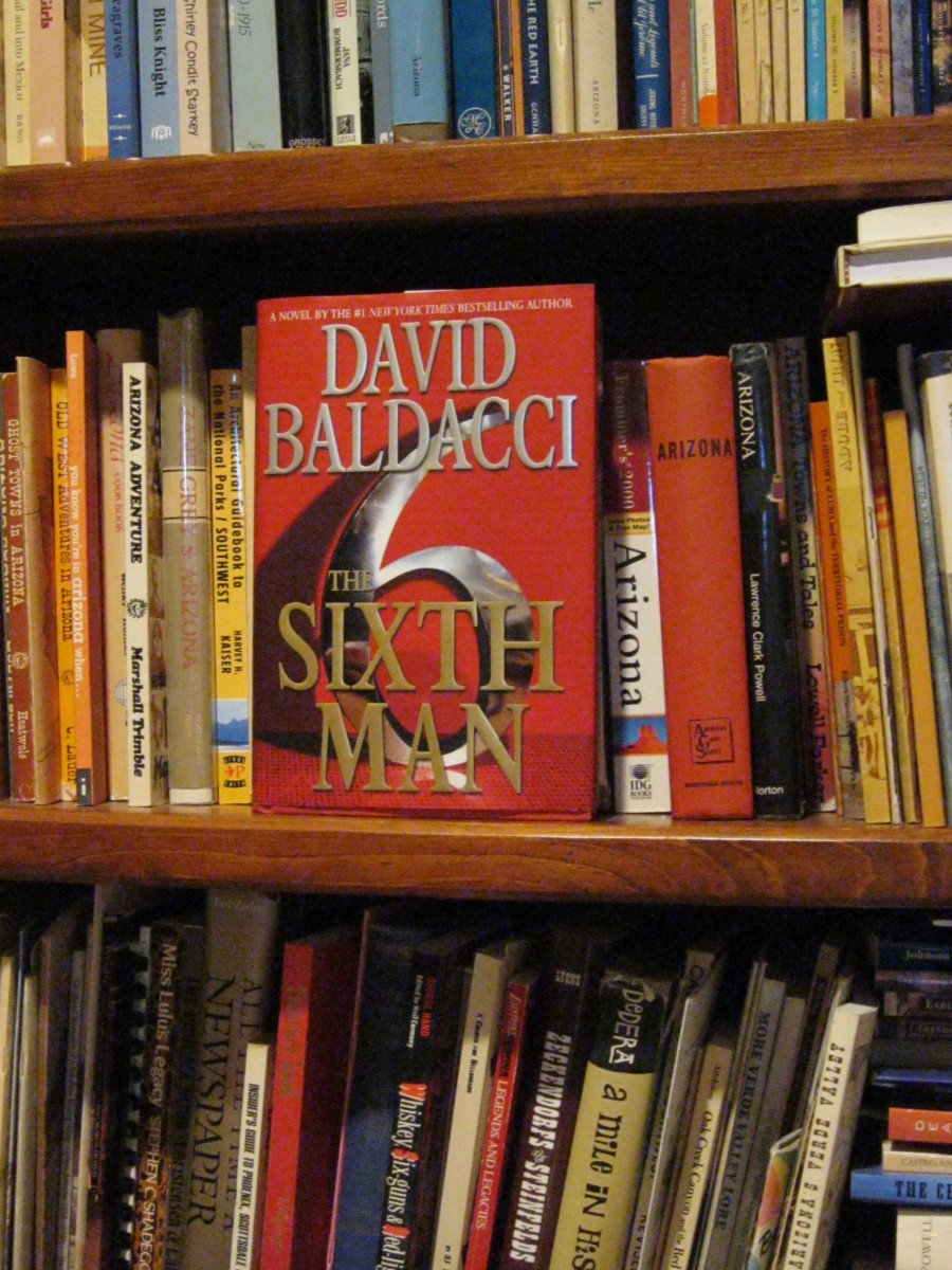 Why Do Successful Authors Such as David Baldacci Seem to Write the Same Novel Over and Over?