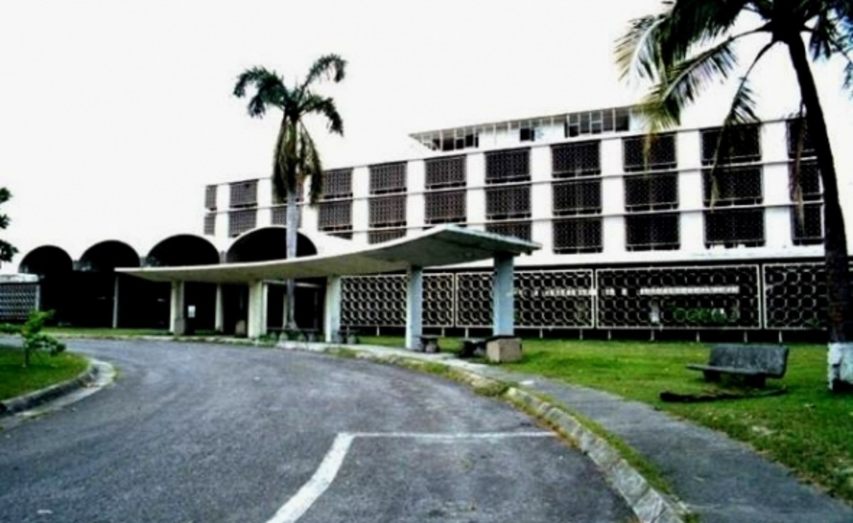 Clark Air Base - Clark Air Base Hospital, Home Plate canteen, Clark Museum - Most Haunted places in Philippines