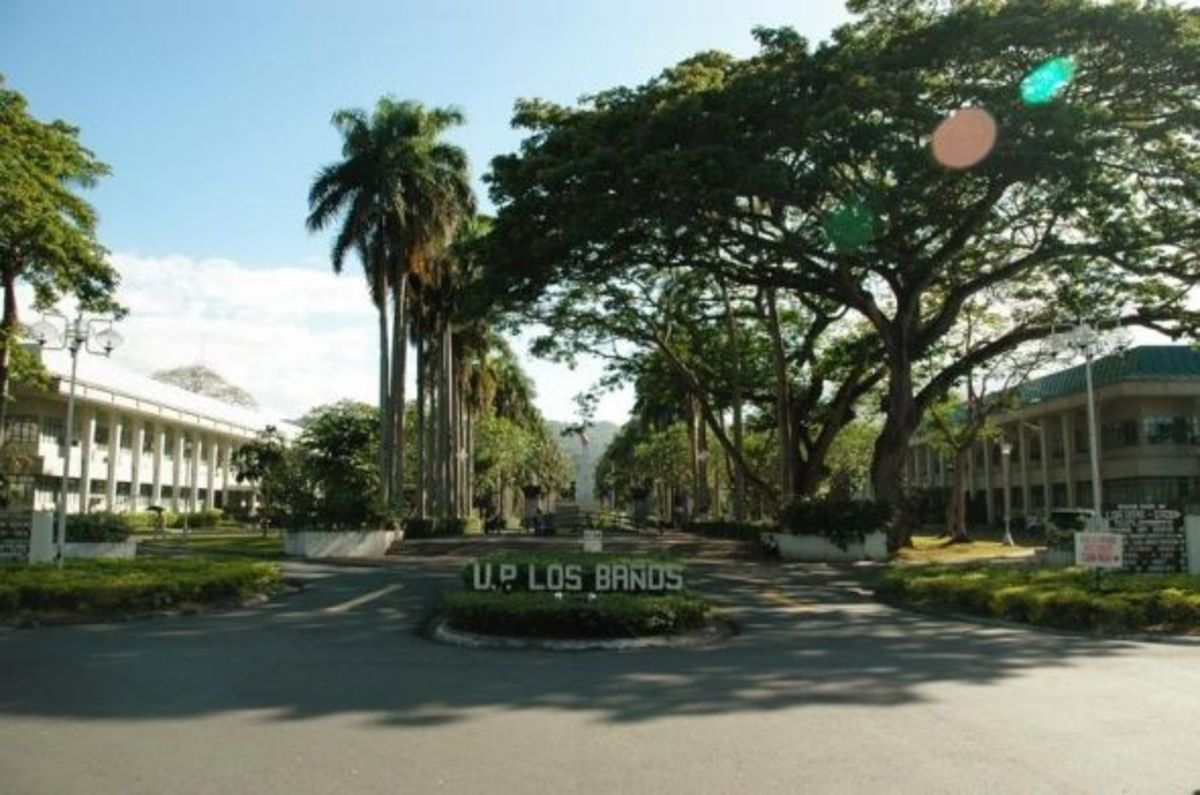 UP Los Baños Campus, University of Philippines - Most Haunted places in Philippines