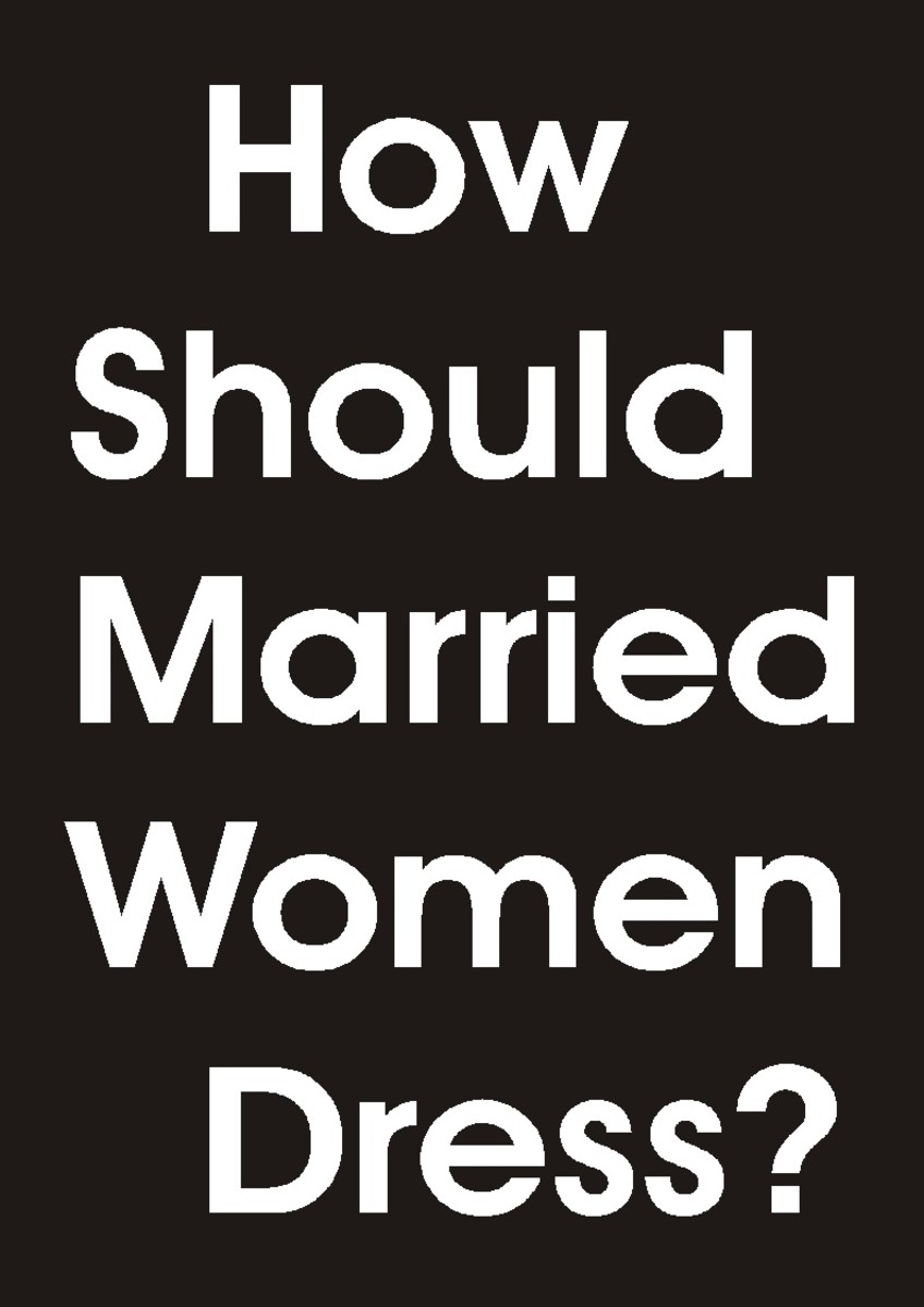How should married Women Dress?