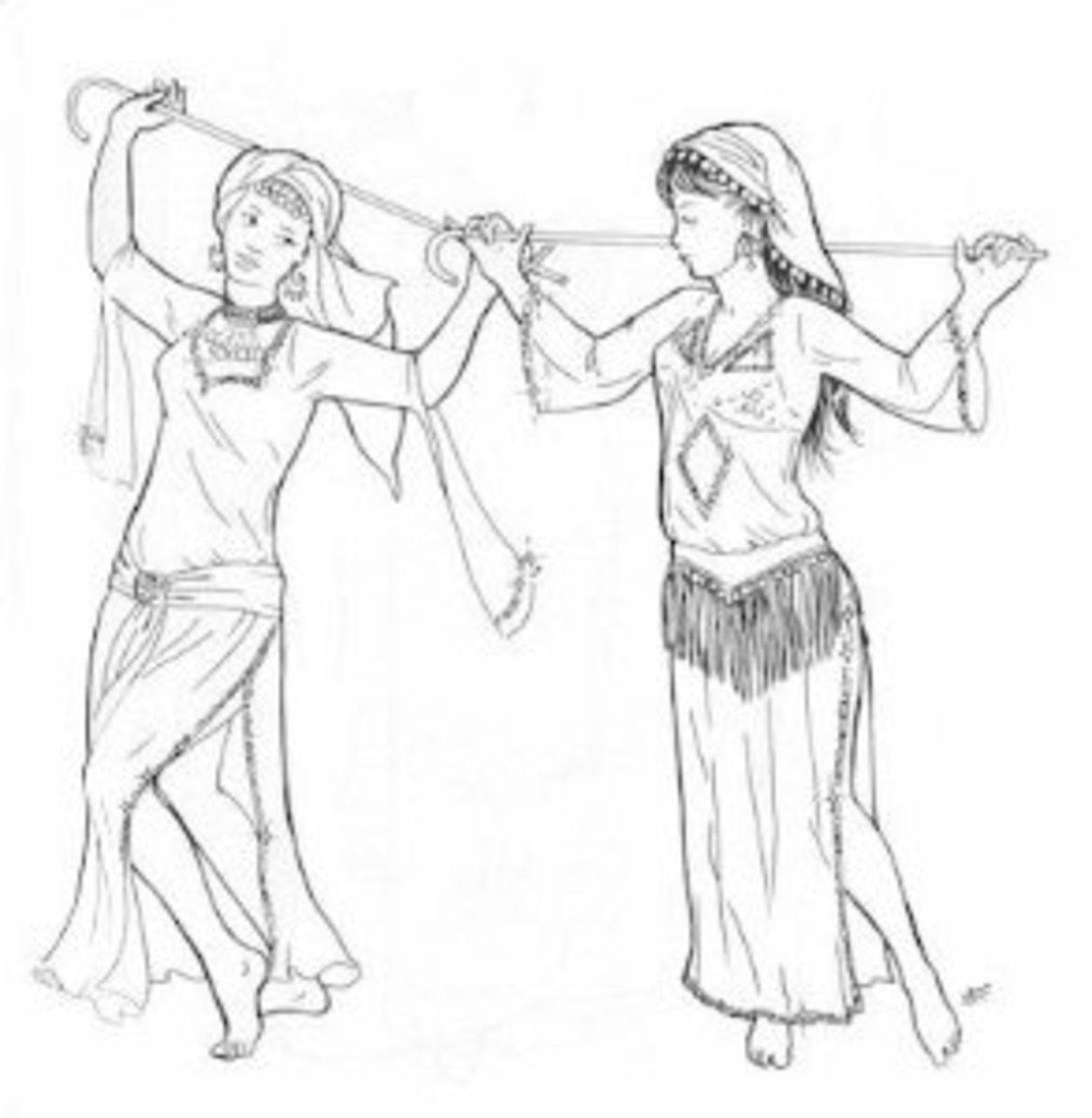 bellydance-costumes
