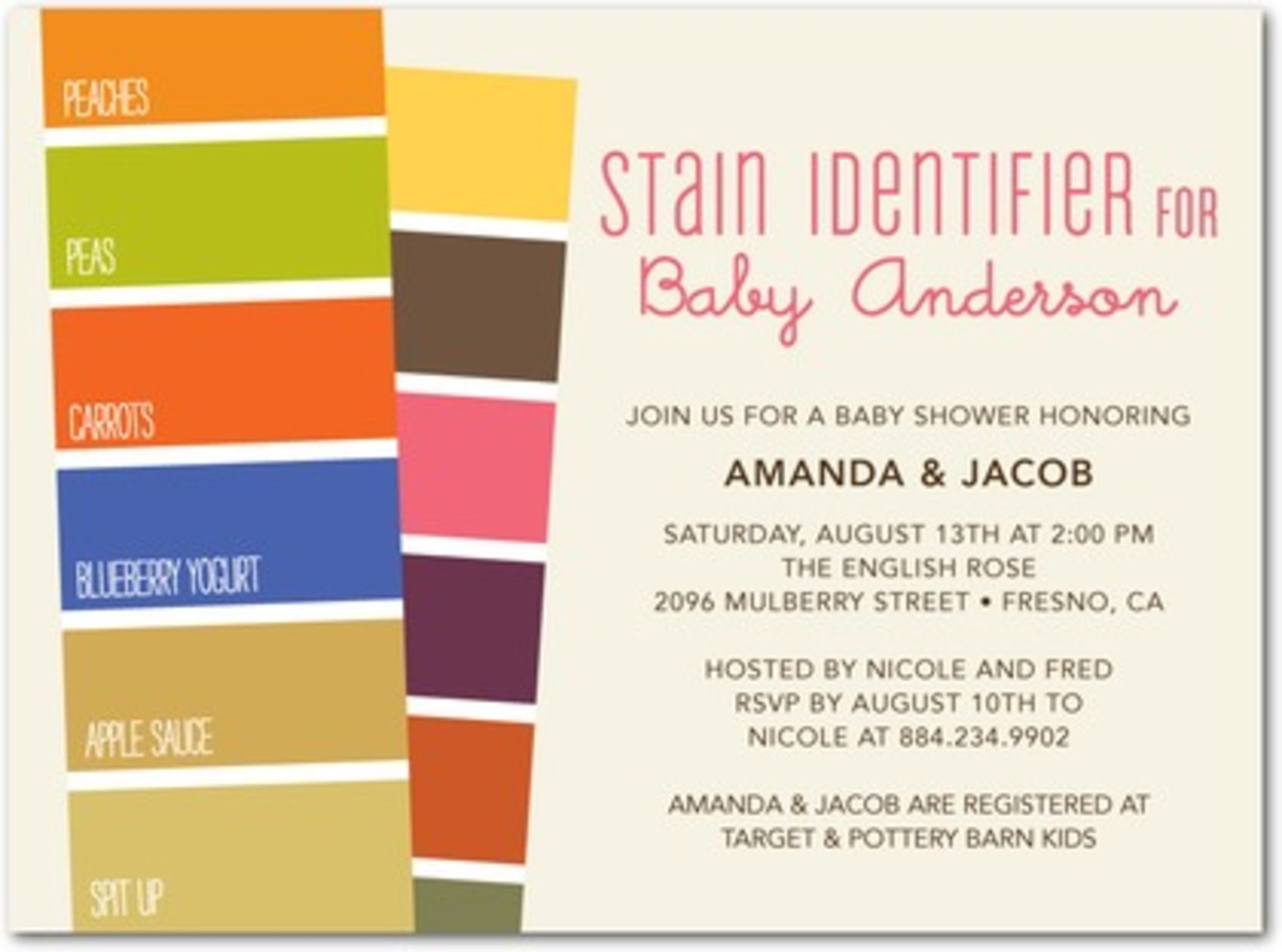 funny  unique baby shower invitations  hubpages, Baby shower invitations