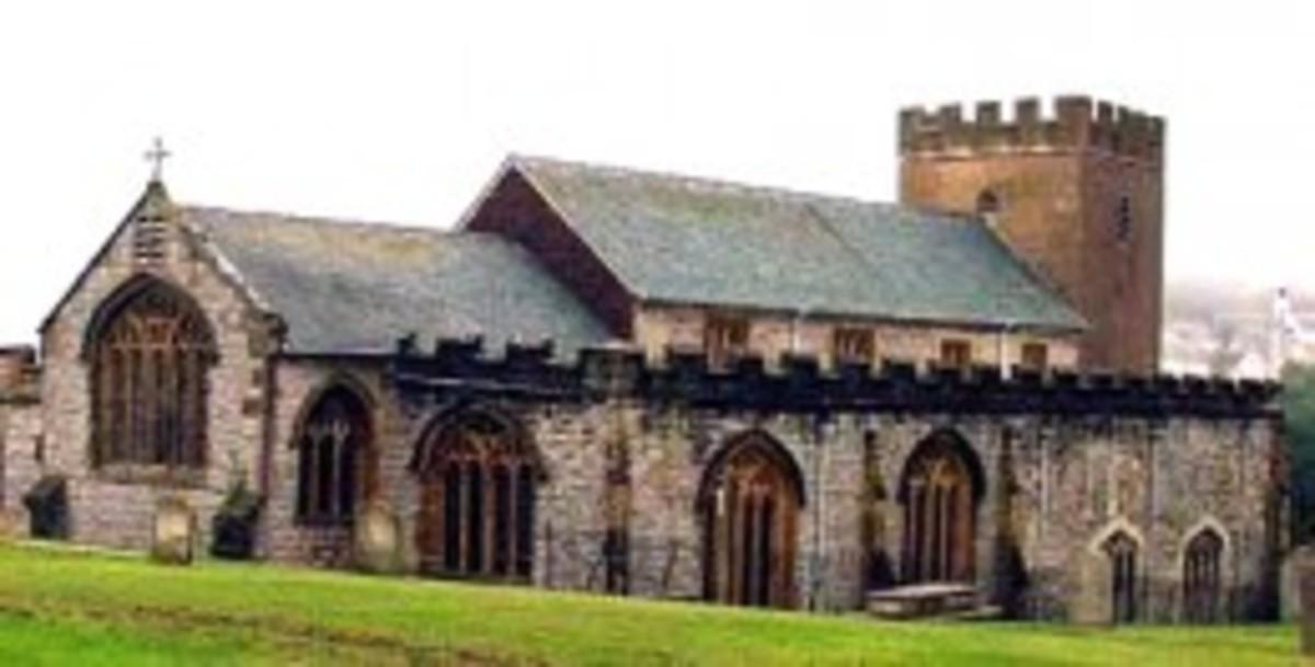 St Michael parish church,Lyme Regis