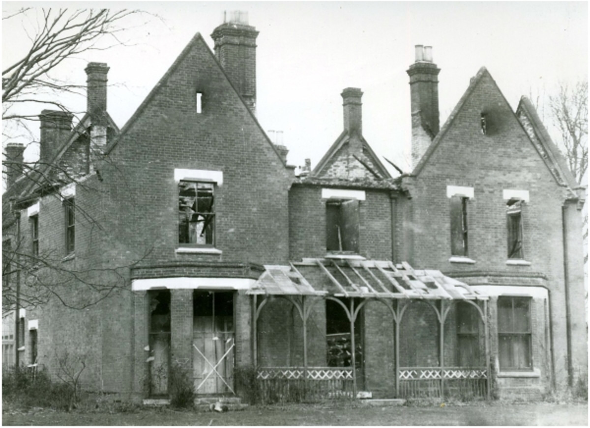 Can You Spot The Ghost at Borley Rectory?