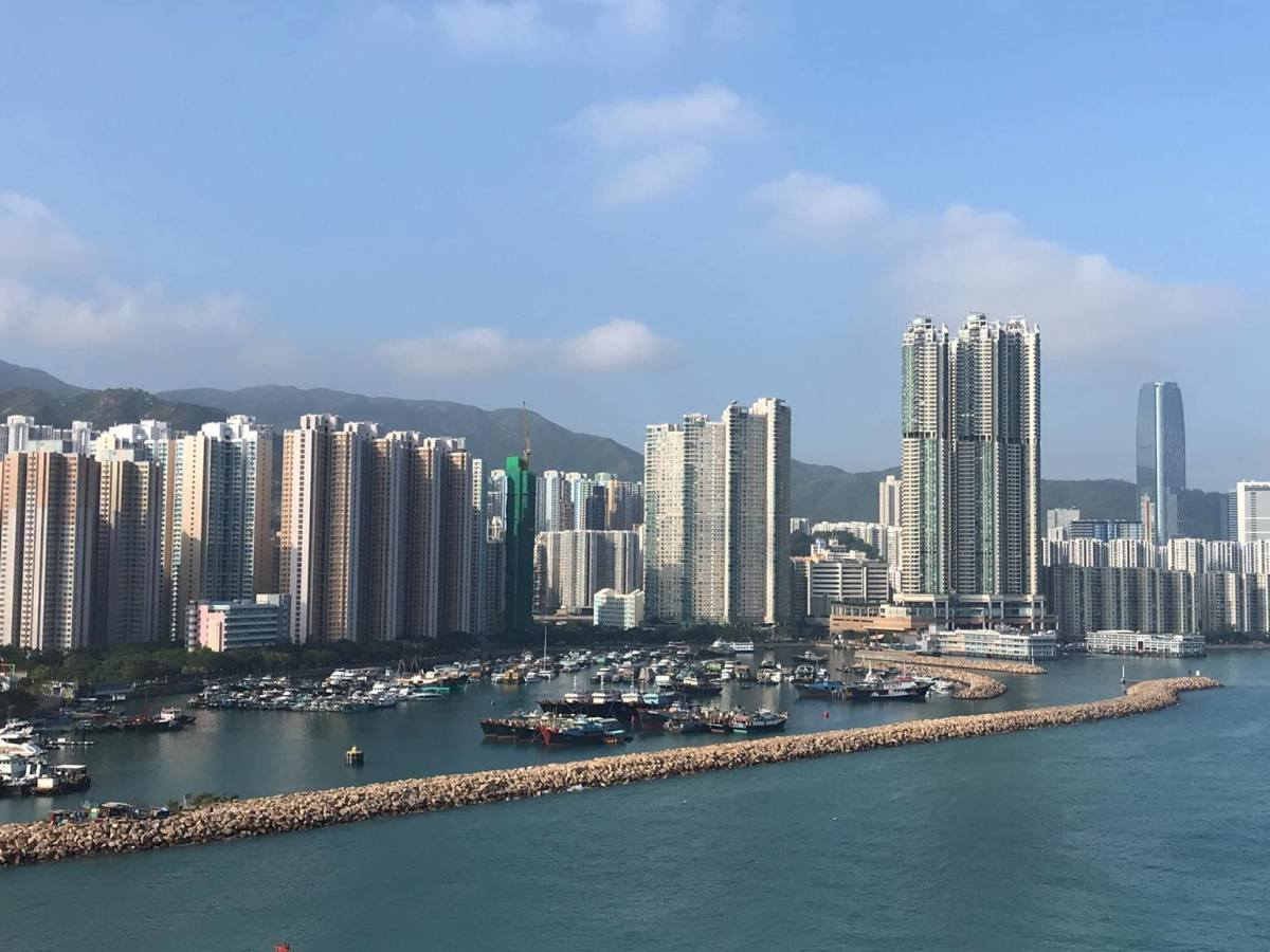 A ferry cruise on the bay provides scenic views of Hong Kong and surrounding areas.
