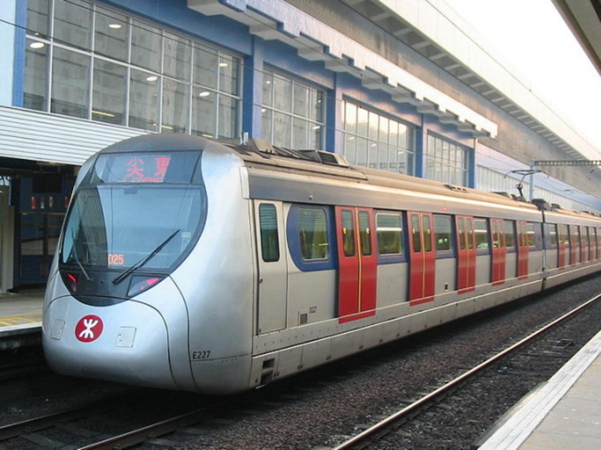 MTR train