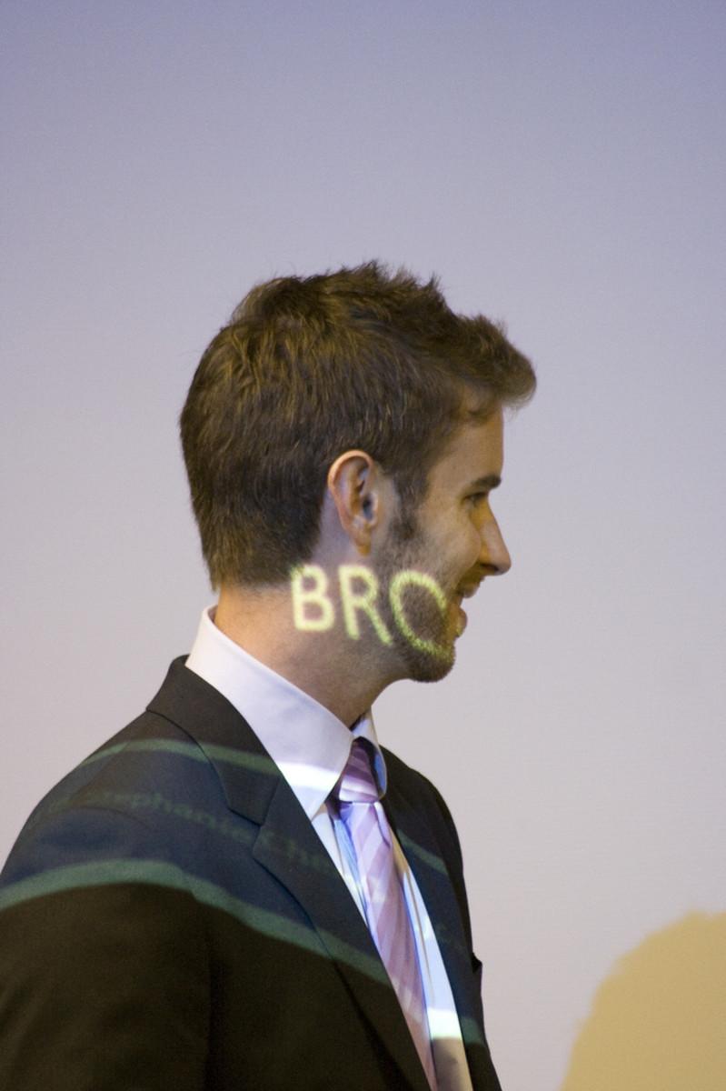 bro-talk