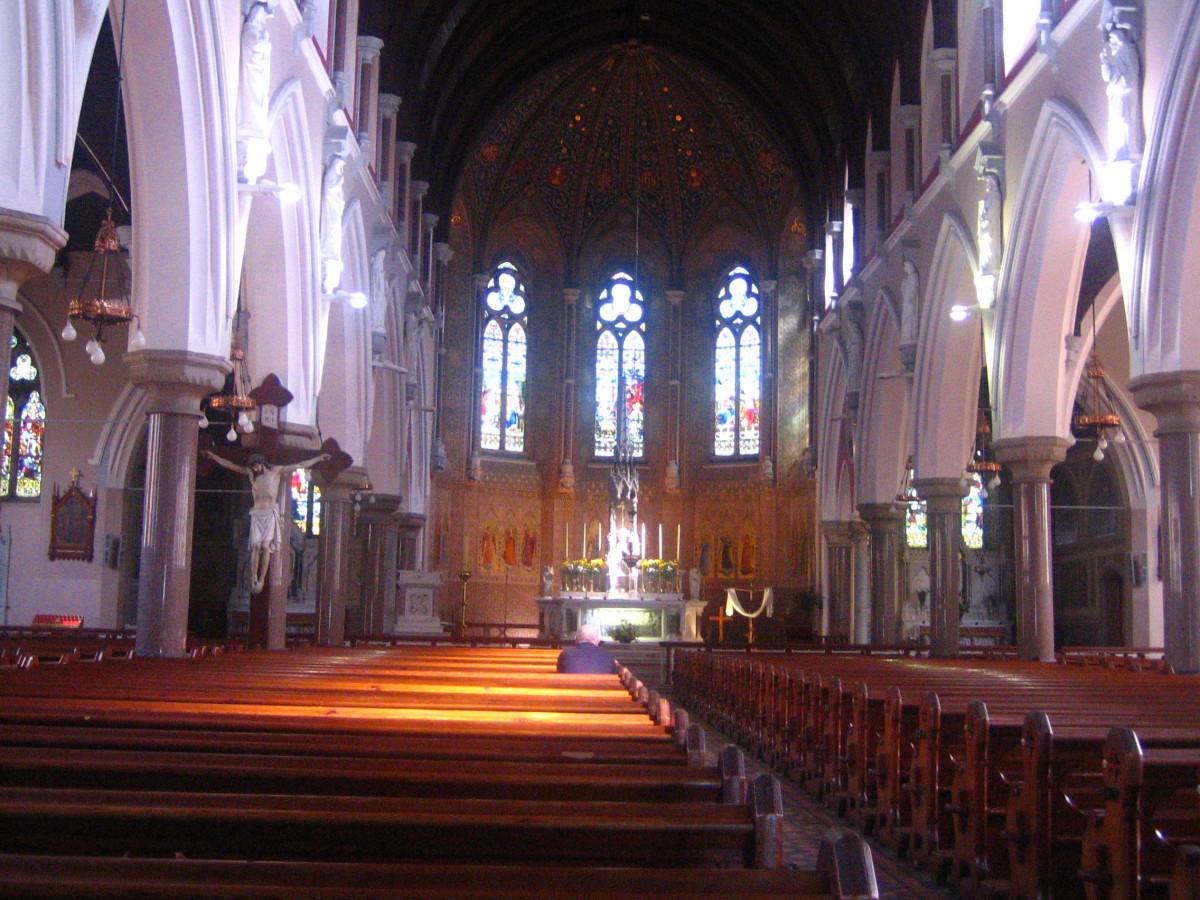Church in Co. Cork, Ireland