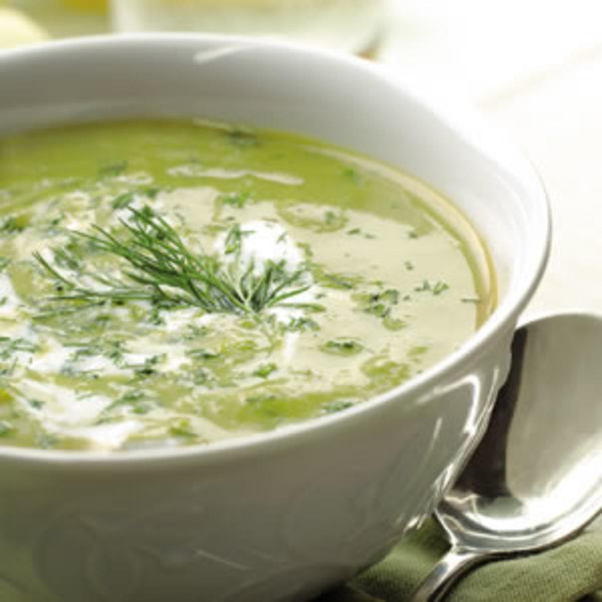 Pea soup recipies
