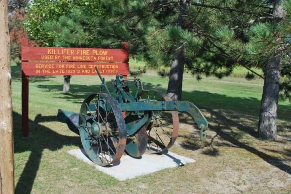 Killifer fire plow