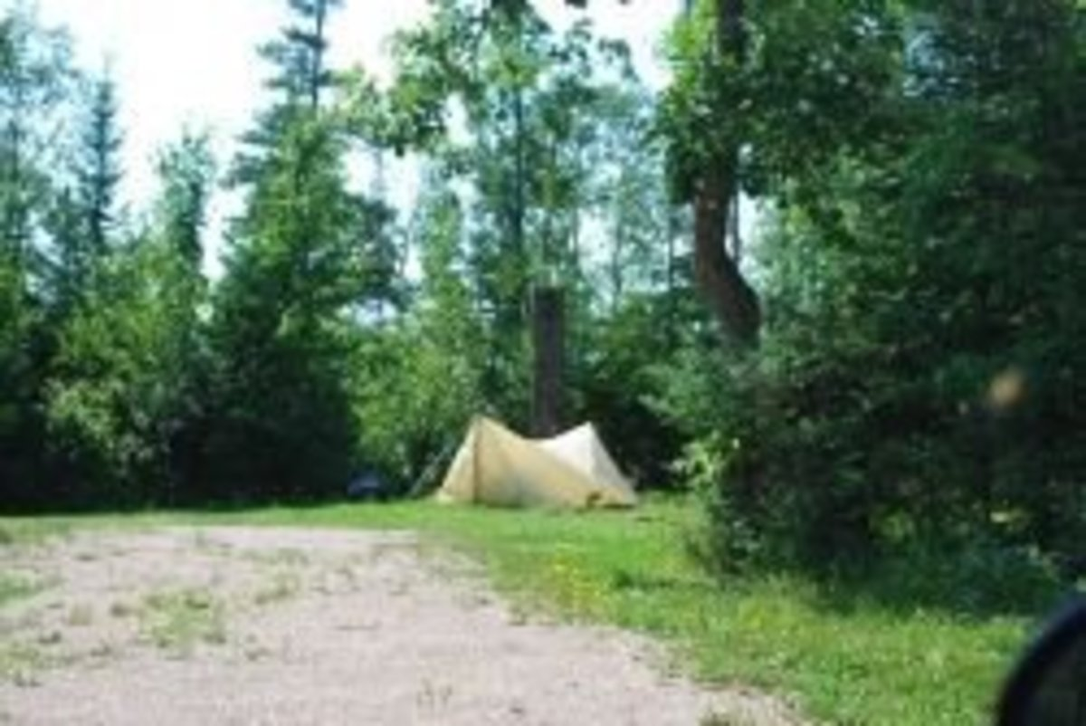 Little American Falls Campground