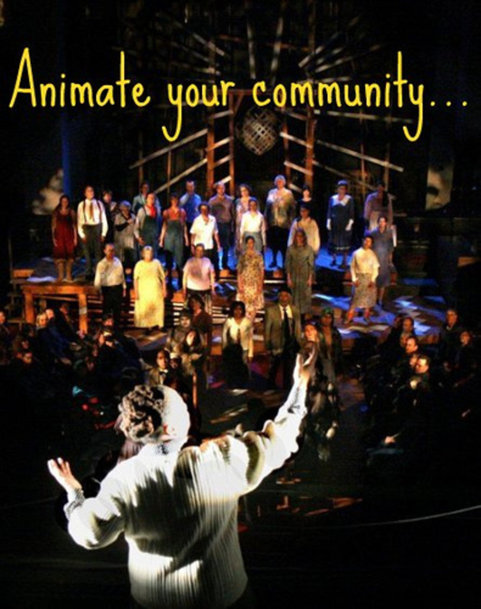 animate your community