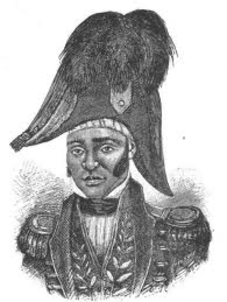 Jean- Jacques Dessalines , the first president of Haiti