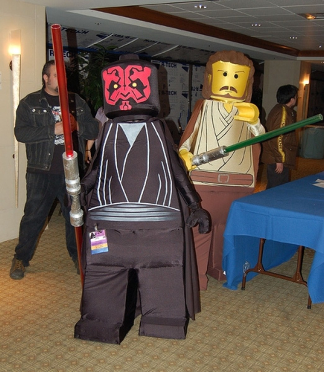 Lego Star Wars Costumes