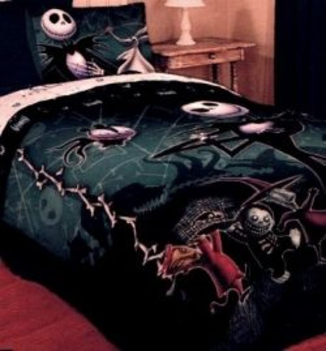 nightmare-before-christmas-bedroom-decor