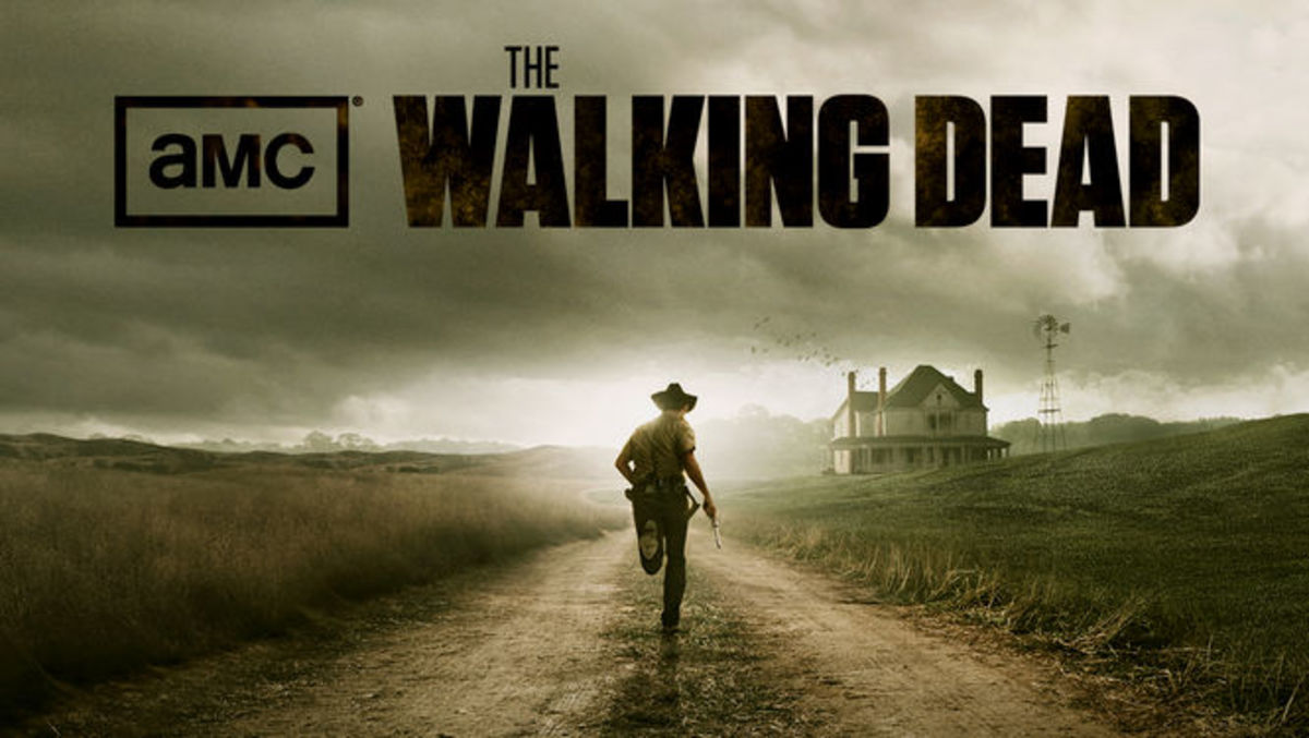 The Walking Dead has become the leader of the zombie renaissance and is a hugely popular tv show airing on AMC.