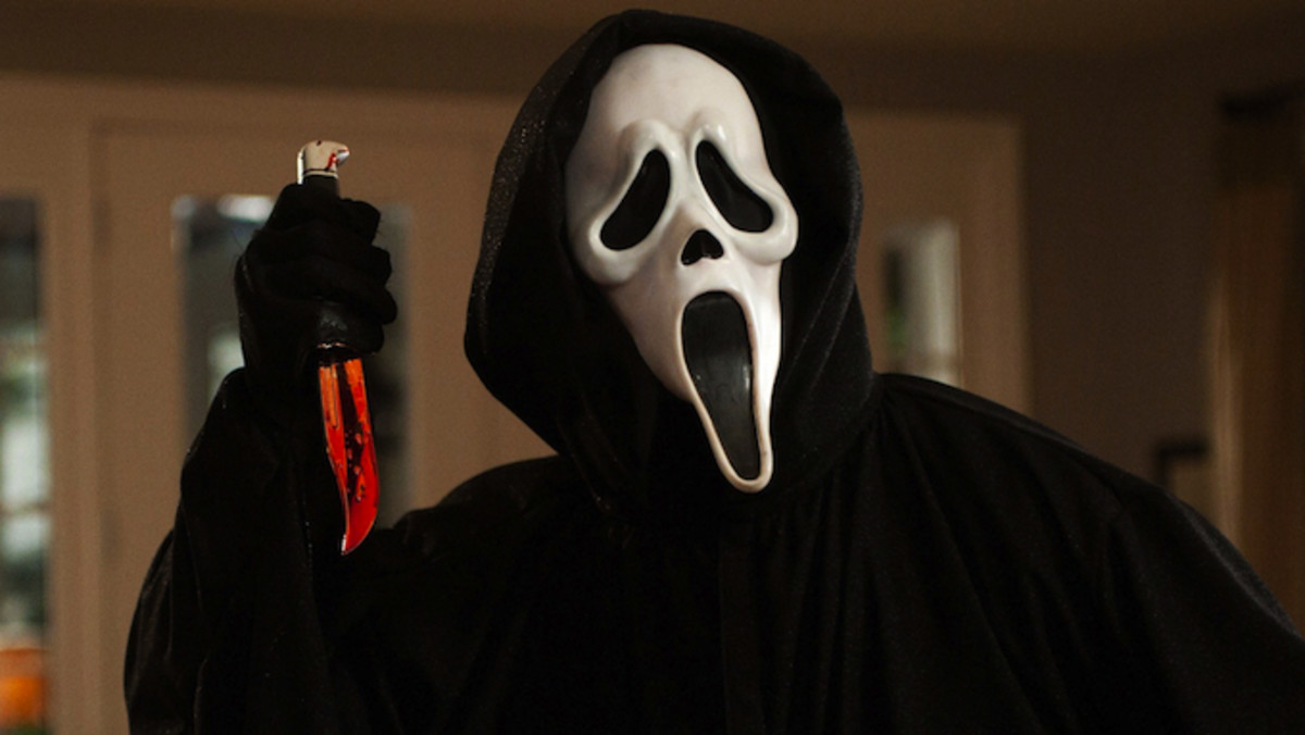 Scream (1996) revolutionized the horror genre. Bringing about a postmodern era of scary films.