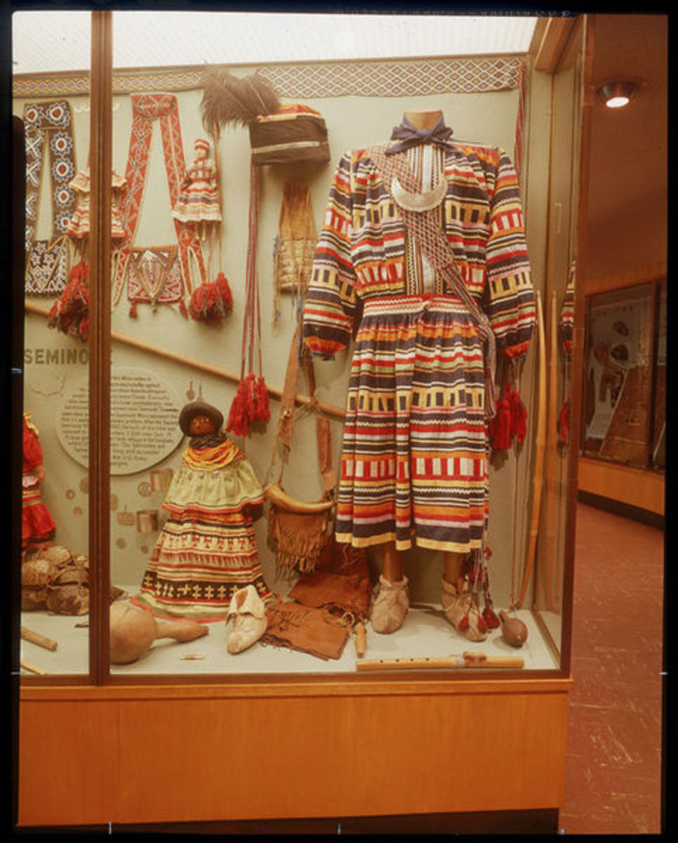 Seminole Garments and Accessories. Museum of the American Indian - Heye Foundation (MAI), 1916-1989