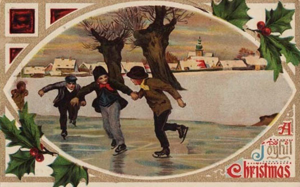 Skating Boys
