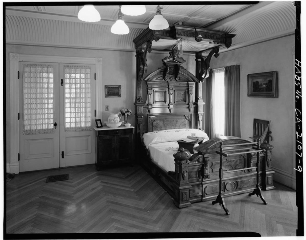 Sarah's bedroom
