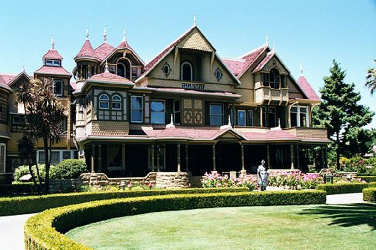 Winchester Mystery House: Why Did Sarah Build It?