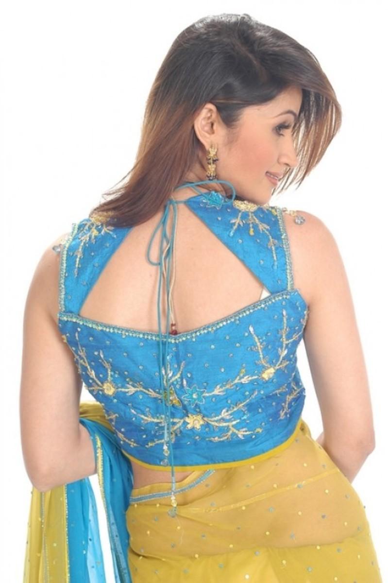 Creative Designer Blouses For Women Designer Blouses For India