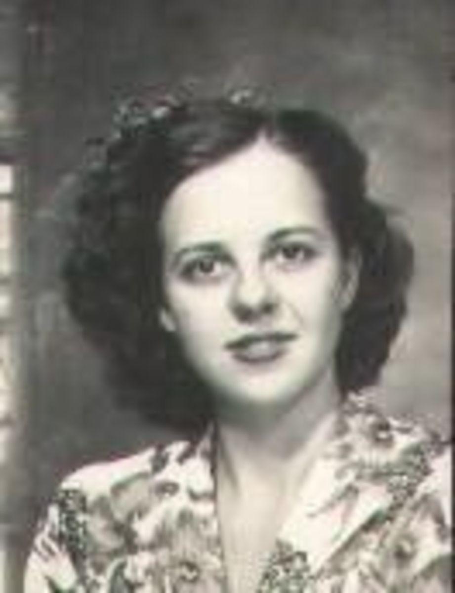 Gail Lee McGhee 1944