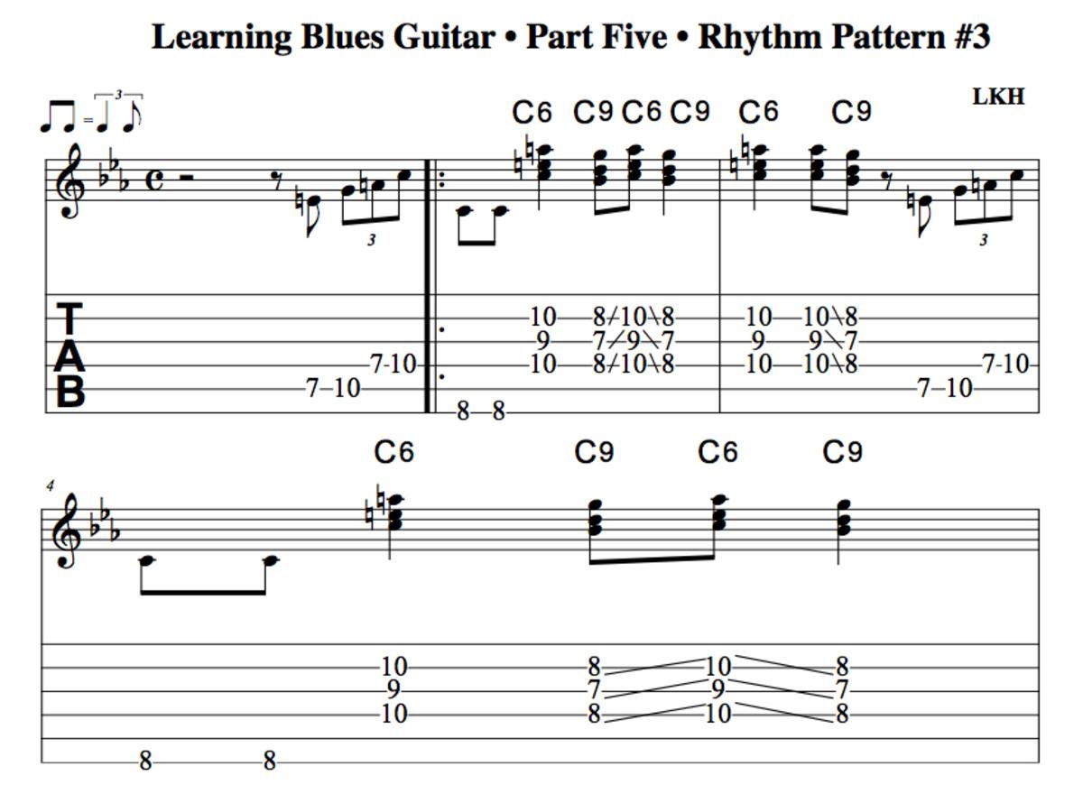 blues-basics-the-major-6-to-dominant-9-progression