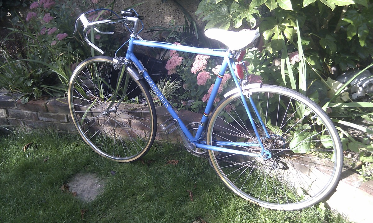 1980s Retro Racing Bicycle Hubpages