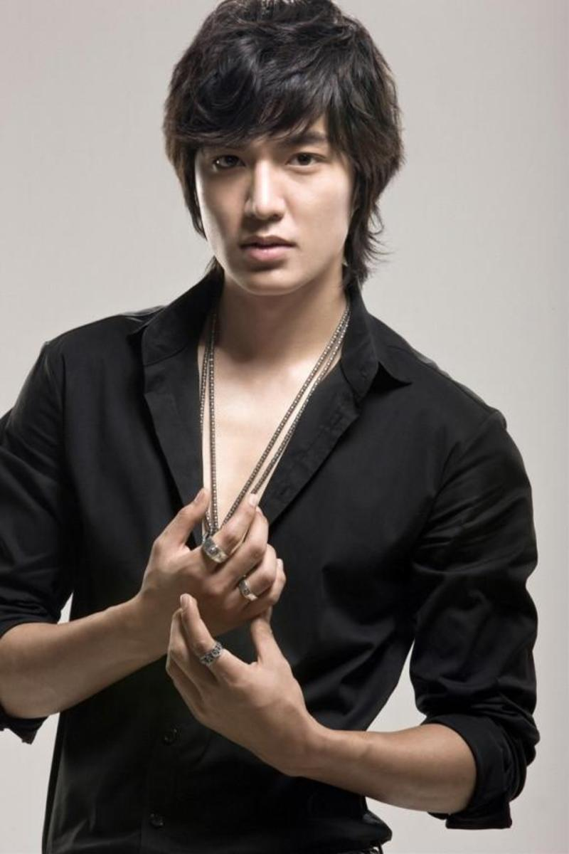 Personal Taste actor : Lee Min Ho