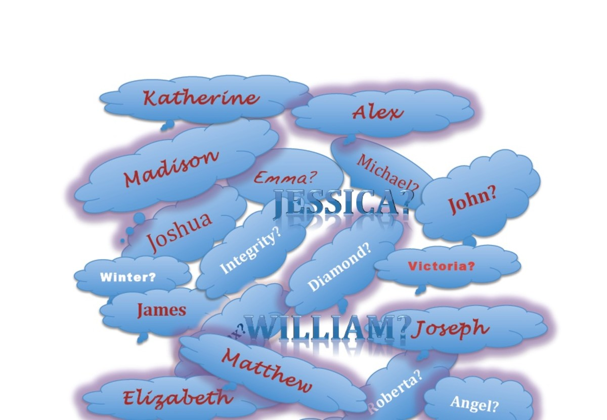 The Importance of a Name - How Your Name Affects Your Life