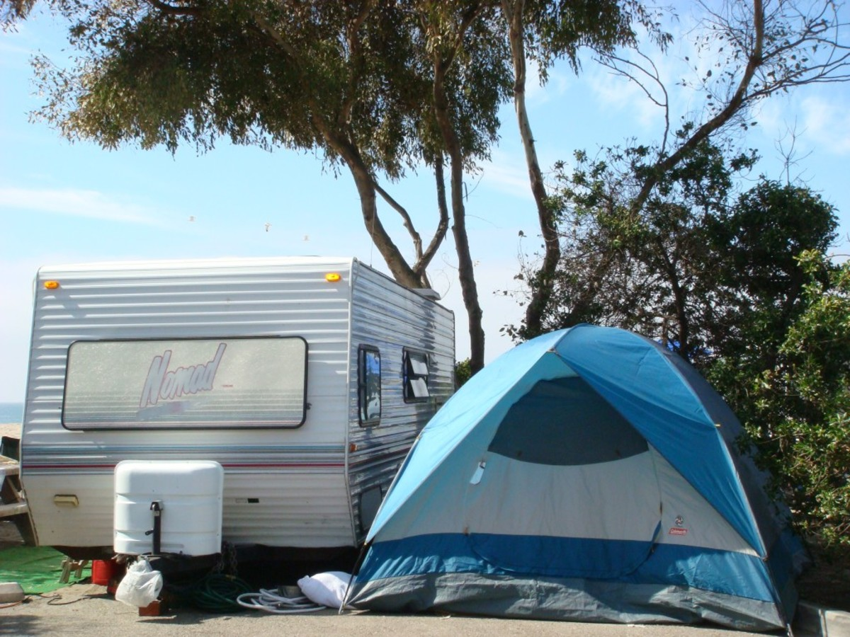 Camping and outdoor tips and product reviews.