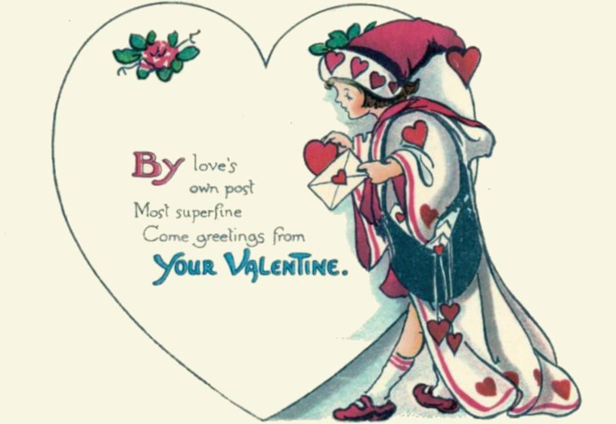 Valentine Jester