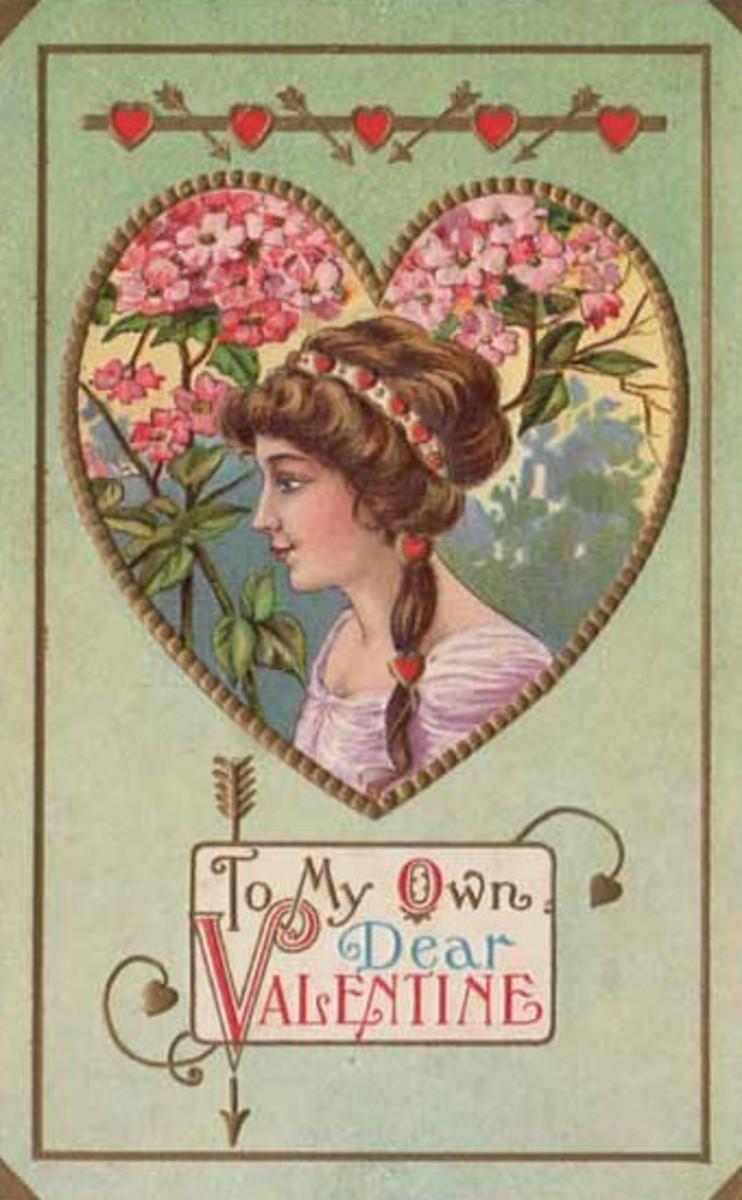 Art Nouveau Valentine